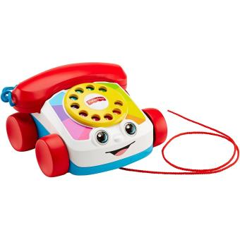 FISHER PRICE - CHATTER TELEFOON