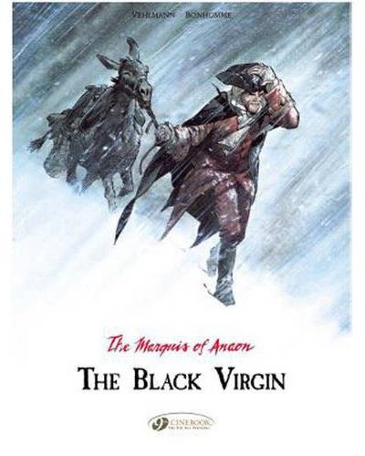 The Marquis of Anaon - tome 2 The Black Virgin