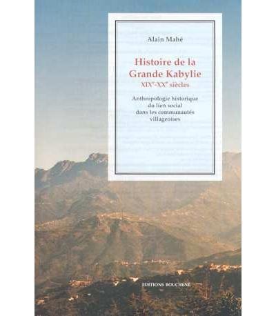 Histoire de la Grande Kabylie