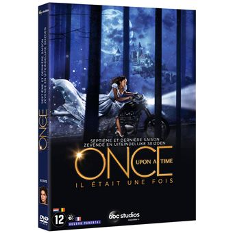 Once Upon a TimeOnce Upon a Time Saison 7 DVD