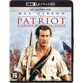Patriot (2000)-BIL-BLURAY 4K