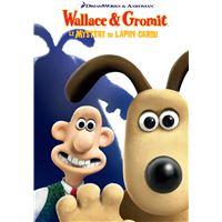 Wallace & gromit: Le mystere de lapin-garou-VF