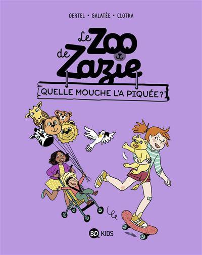 Le zoo de Zazie, Tome 02