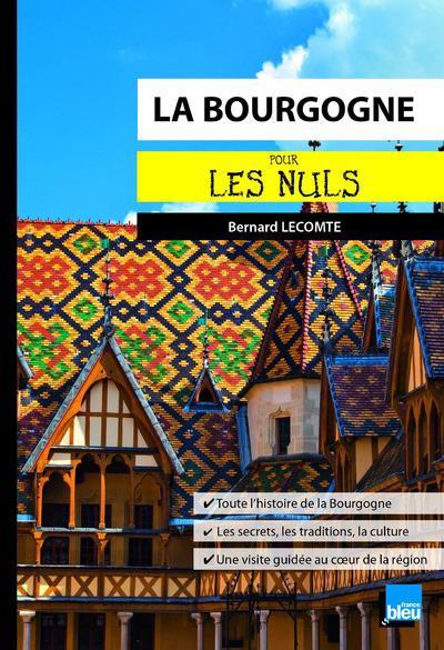 Pour les Nuls -  : La Bourgogne Poche Pour les Nuls