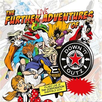 FURTHER LIVE ADVENTURES OF/CD+DVD