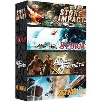 Coffret Catastrophe numéro 2 - 4 films DVD
