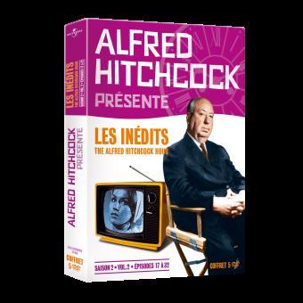 Alfred Hitchcock présenteAlfred Hitchcock présente Les inédits Saison 2 Volume 2 DVD