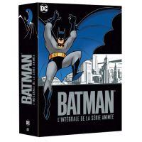 Batman Intégrale de la série animée Coffret DVD