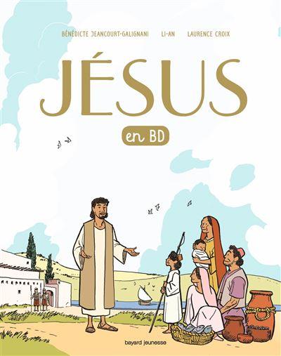 Jésus en BD, le récit d'une bonne nouvelle