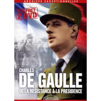 CHARLES DE GAULLE DE LA RESISTANCE A LA PRESIDENCE-VF
