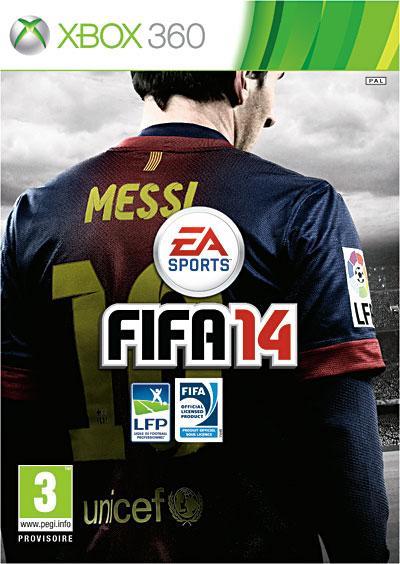 FIFA 14 Xbox 360 - Xbox 360