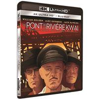 Le Pont de la rivière Kwai Edition 60 ème Anniversaire Blu-ray 4K Ultra HD