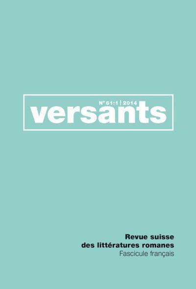 Versants 61:1