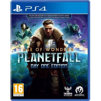 Age of wonders - Planetfall day one edition FR/NL PS4