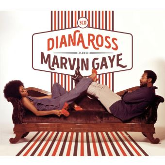 Diana ross and marvin gaye/3 cd/foureau