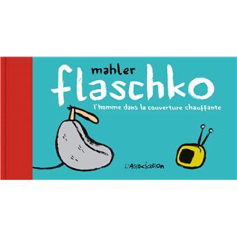 FlaschkoL'homme dans la couverture chauffante