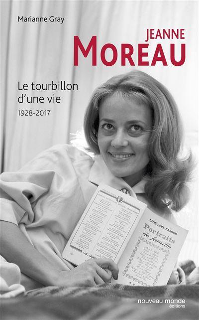 Jeanne Moreau - Nouveau Monde Eds