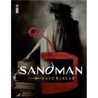 SandmanLes couvertures par Dave McKean