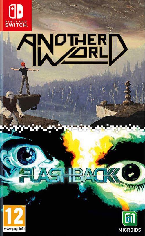 Another World + Flashback Edition Limitée Nintendo Switch