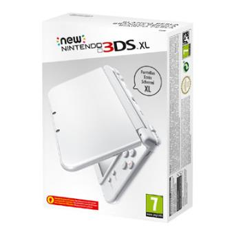 NINTENDO 3DS XL PEARL wit MIX