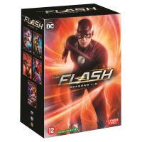 Coffret Flash Saisons 1 à 5 DVD