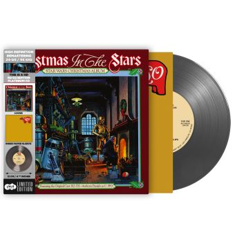 Star Wars Christmas Album Platinum Version