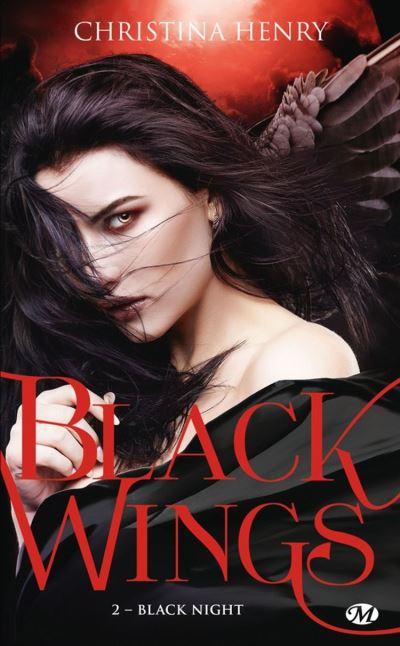 Black Night - Black Wings, T2 - 9782811233877 - 5,99 €