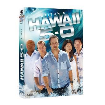 Hawaii 5-0Hawaii 5-0 Saison 6 DVD