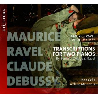 Transcriptions For Two Pianos