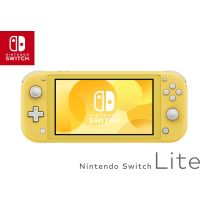 Console portable Nintendo Switch Lite Jaune