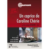 Un caprice de Caroline Chérie DVD
