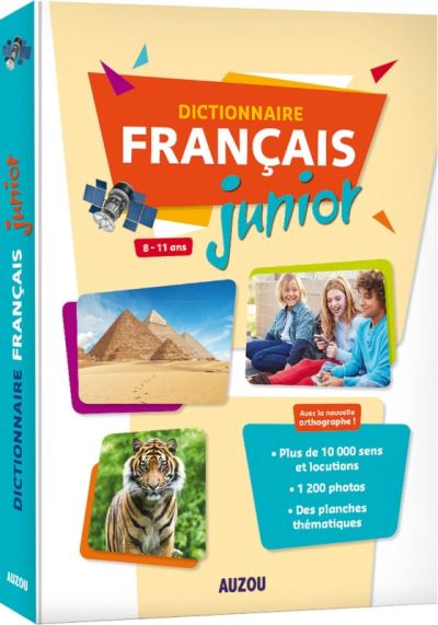 Dictionnaire de français junior grand format