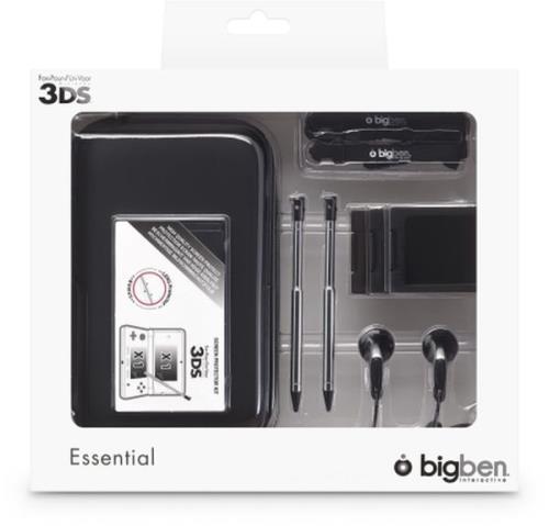 Pack d accessoires essential bigben interactive pour new 3ds