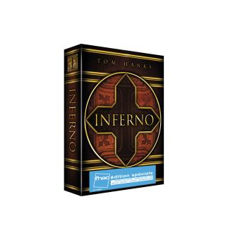 Inferno Coffret Edition spéciale Fnac Combo Blu-ray + DVD