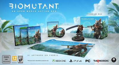 Biomutant Edition Collector PS4