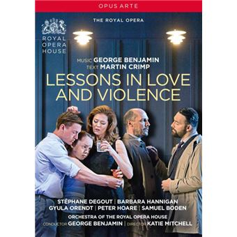 Lessons In Love And Violence DVD