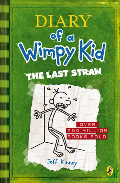 Diary of a Wimpy Kid - The Last Straw (Book 3) - 9780141347752 - 6,49 €