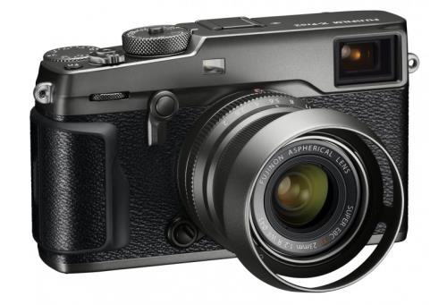 Hybride Fujifilm X Pro2 GSE Graphite Objectif Fujinon XF GSE 23 mm F2 R WR
