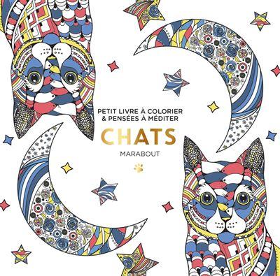Le Petit Livre Du Coloriage Chats Broche Collectif Achat Livre Fnac