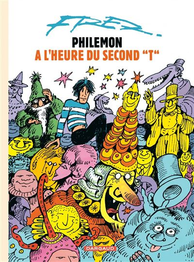 Philémon - Philémon à l'heure du second T