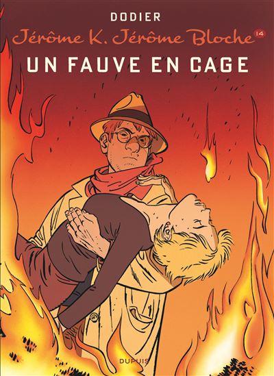 Jérôme K. Jérôme Bloche - Un fauve en cage (réédition)