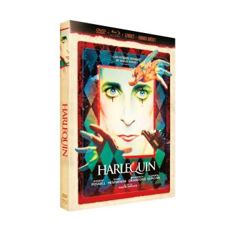Harlequin Edition Collector Combo Blu-ray DVD