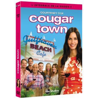 Cougar TownCoffret intégral de la Saison 4  DVD