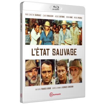 L'état sauvage Blu-ray