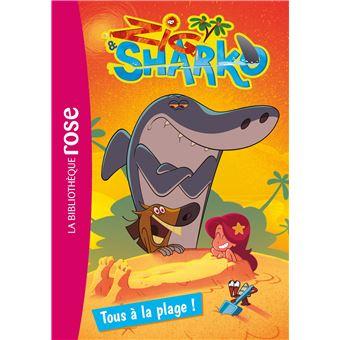 Zig et SharkoTous à la plage !