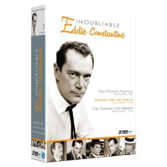 EDDIE CONSTANTINE-COFFRET-FR