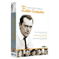 Coffret Eddie Constantine 3 films DVD