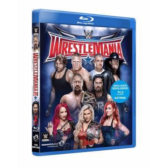 WWE WrestleMania 32 Blu-ray