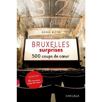 Bruxelles surprises - 500 coups de coeur 4eme edition