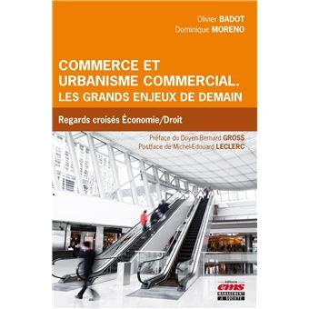 Commerce et urbanisme commercial